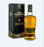Tomatin - Highland Single Malt 12 Years, 43% Vol., 070 L, Geschenkverpackung